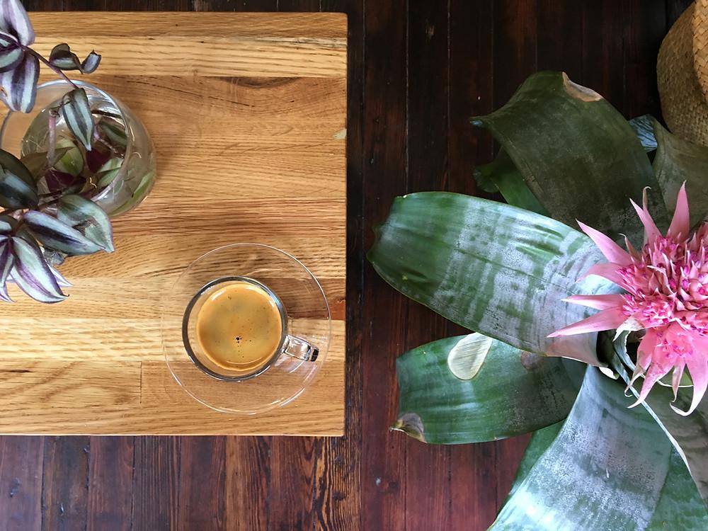 Shuteye Coffee in Harlem