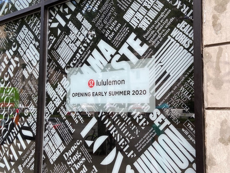 Uptown links: Lululemon is coming to Morningside Heights, and more