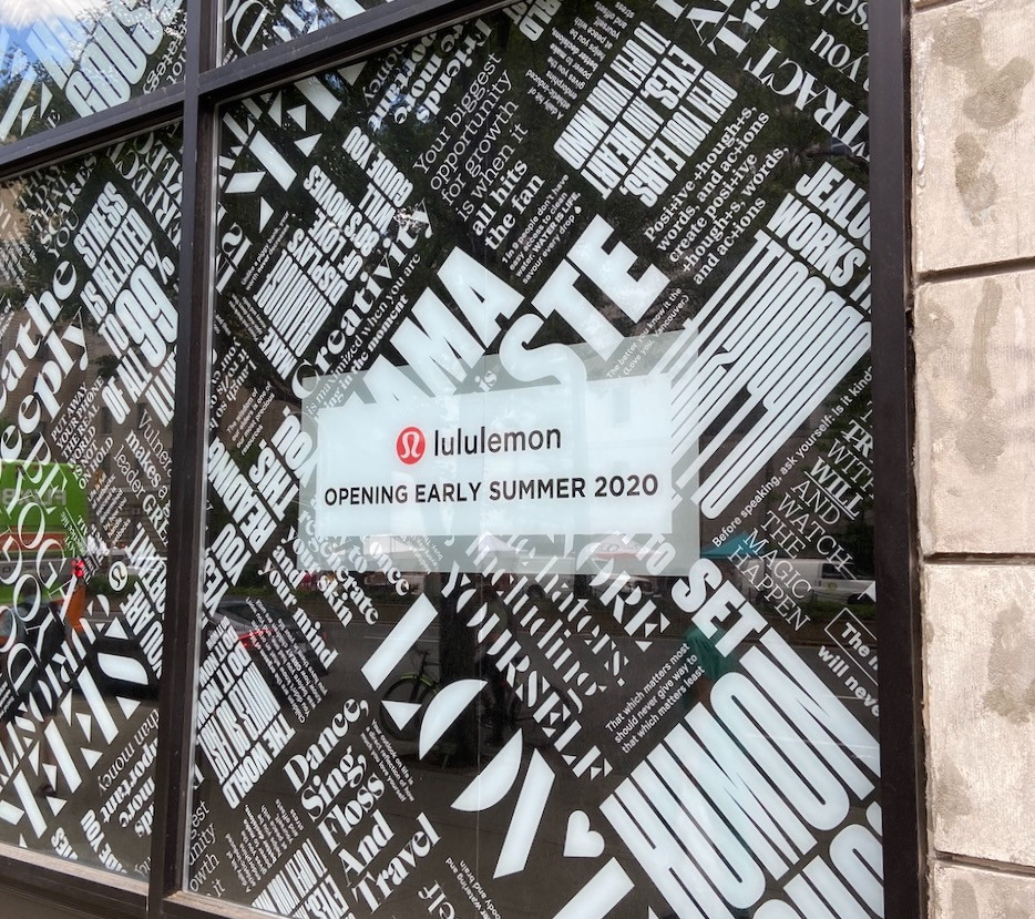 Lululemon is coming to Morningside Heights
