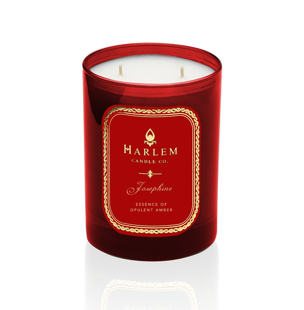 Josephine candle from Harlem Candle Co.