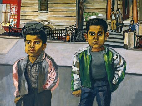 The Met's new Alice Neel retrospective includes a loving depiction of her East Harlem neighbors