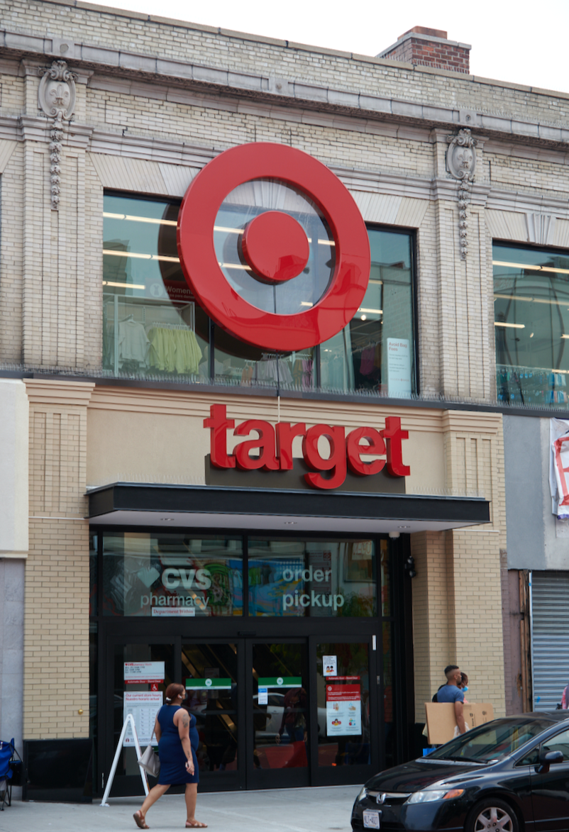 Target's new Washington Heights store is now open