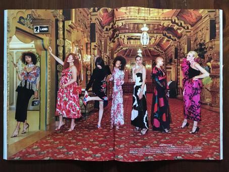 Uptown's in Vogue