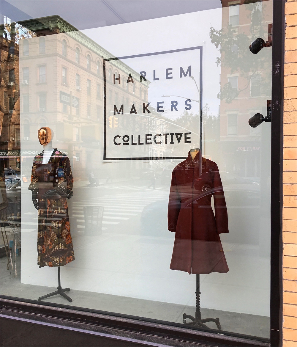 The Harlem Makers Collective on Strivers' Row