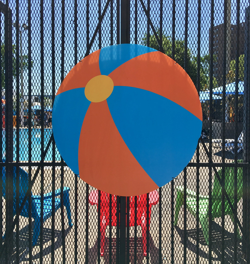 East Harlem's Wagner Pool got the Cool Pool treatment this year