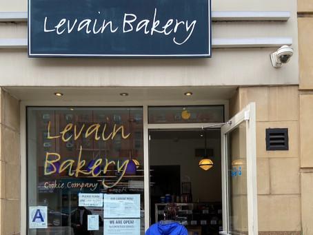 Levain's Harlem location launches bread menu