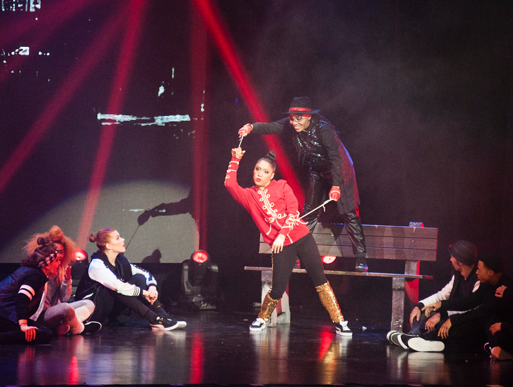 The Hip Hop Nutcracker at the United Palace Theater