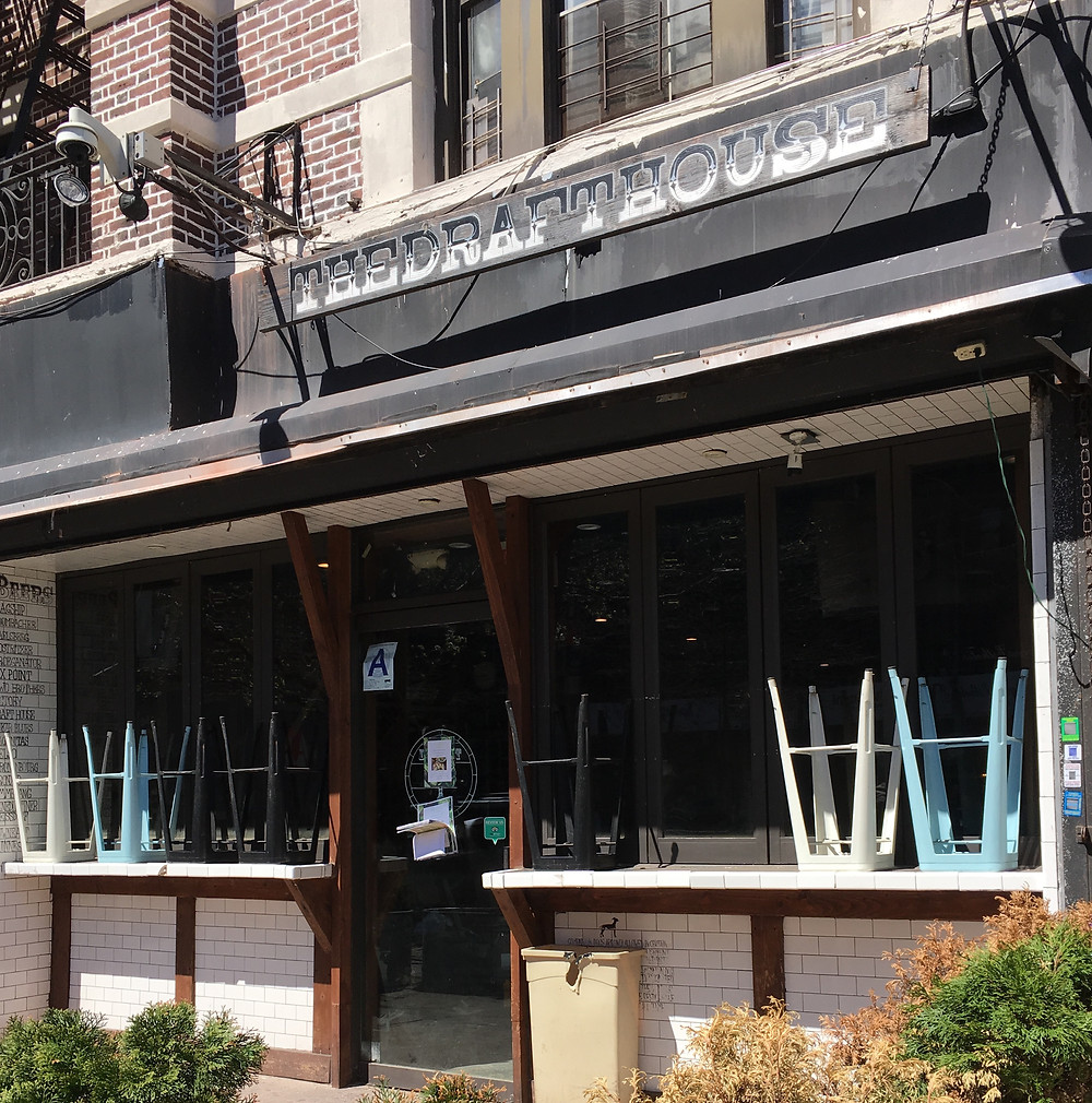 The health-minded Lyn-Genet's Kitchen will replace recently shuttered The Draft House in Hamilton Heights