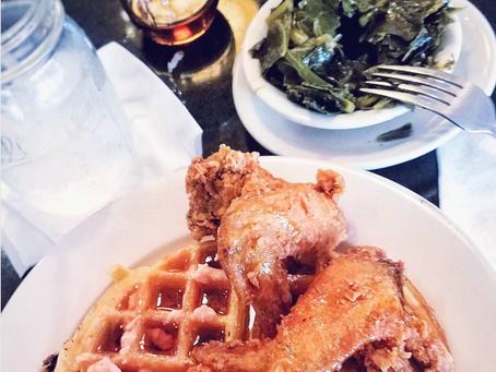 Uptown Links: chef JJ Johnson's favorite Harlem brunch, a new psychological thriller set in brow