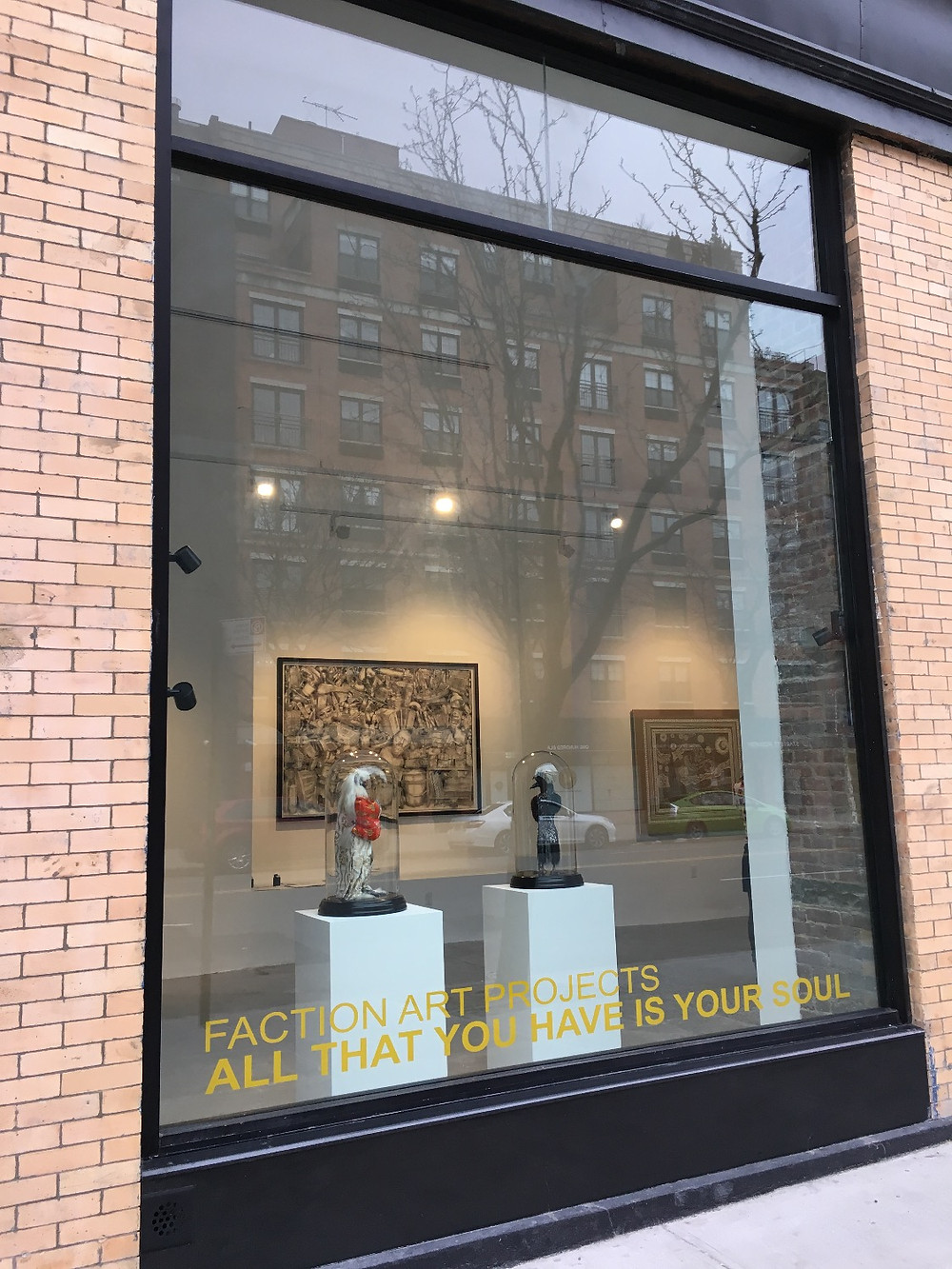 Faction Art Projects in Harlem