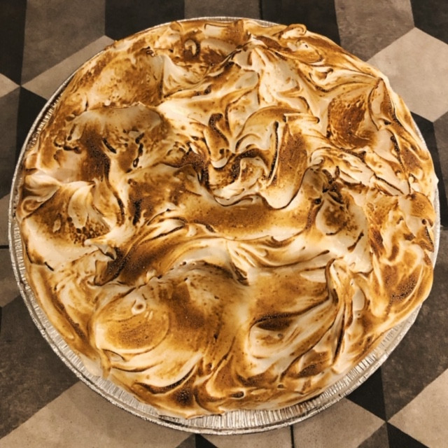 Dear Mama Coffee's S'mores Pie