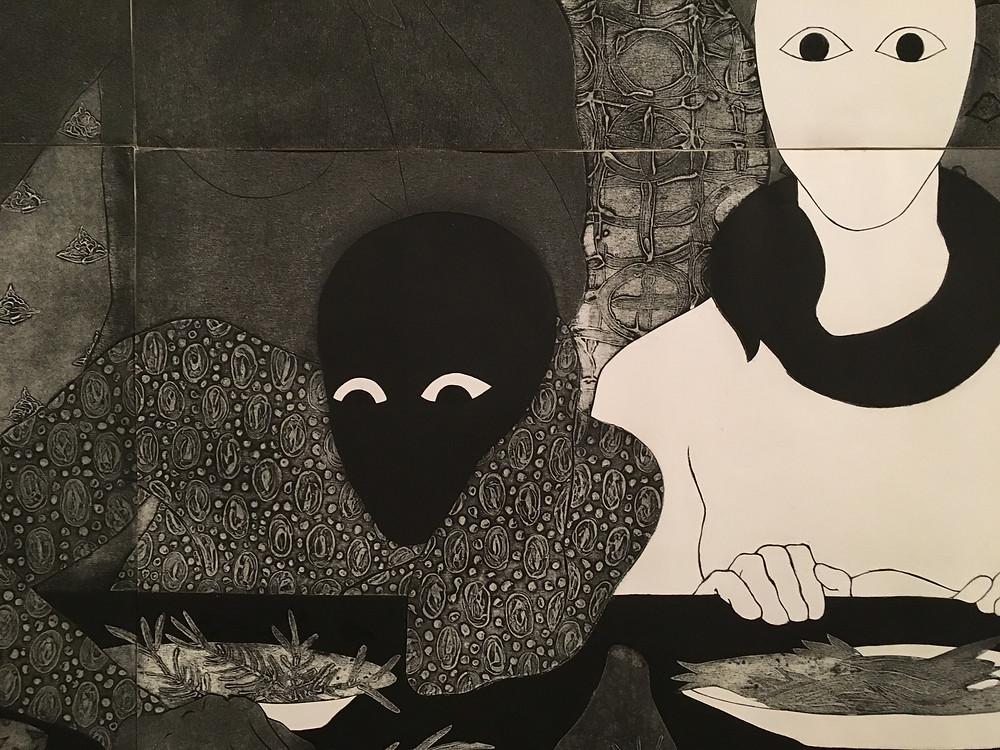 Belkis Ayon at El Museo del Barrio