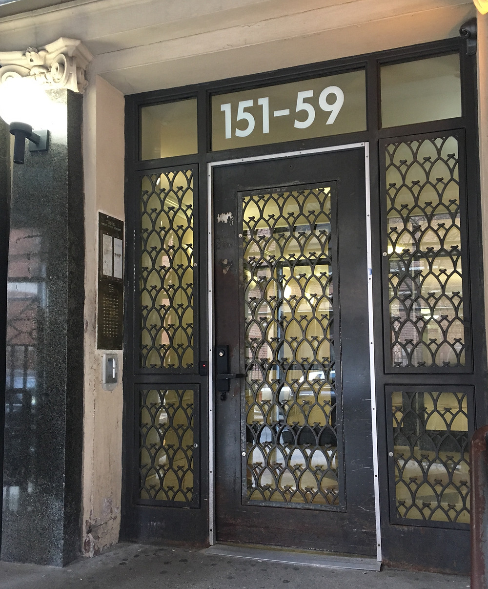 151 West 140th St, once home to Billie Holiday