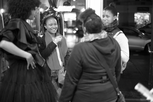 Mikaila Brown gives shopping tours of Harlem