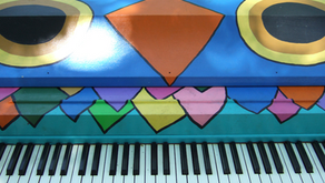 Double the melody: Make Music New York + Sing for Hope Pianos