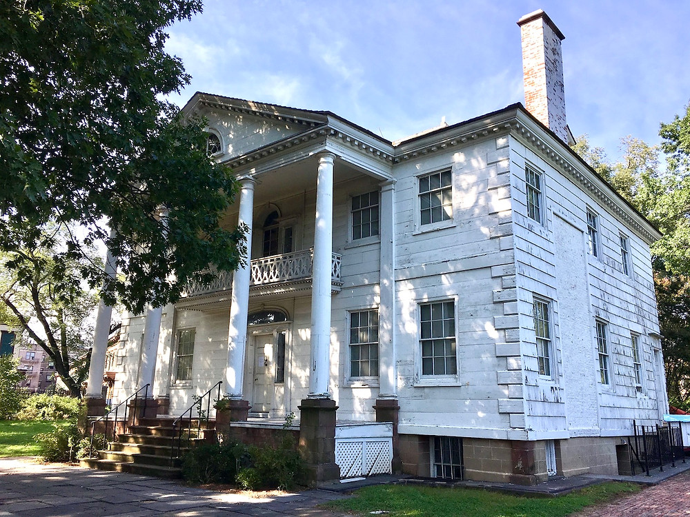 The Morris-Jumel Mansion reopens on September 10