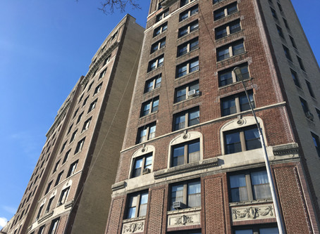 Uptown links: Justice Thurgood Marshall's former home is for sale, a new Harlem speakeasy, and more