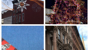 Harlem holiday weekend: neighborhood tree lighting, festive windows, and local markets
