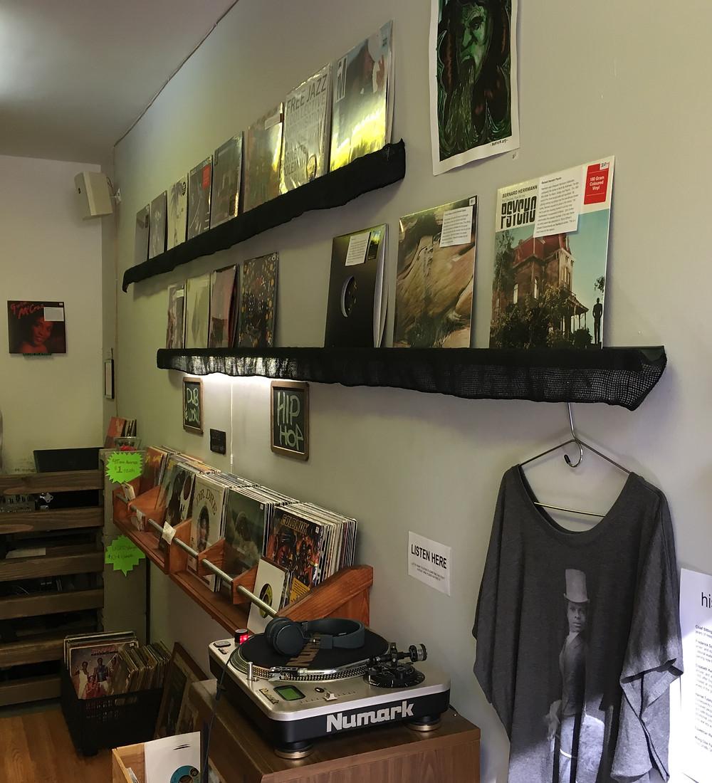 Cinderblock People music store