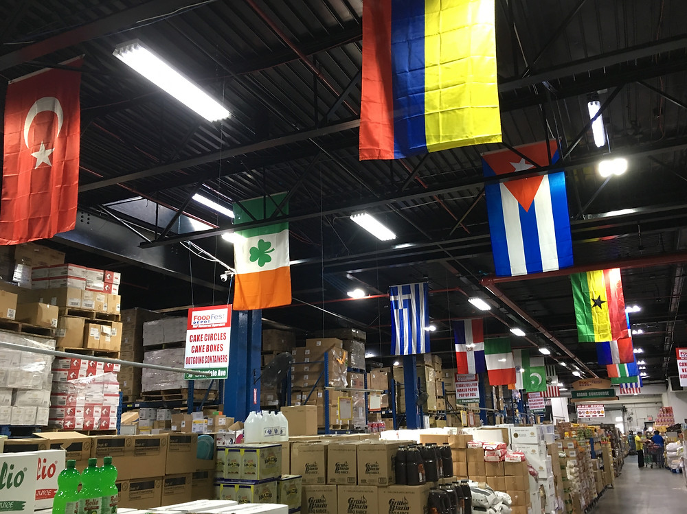 Food Fest Depot in the Bronx
