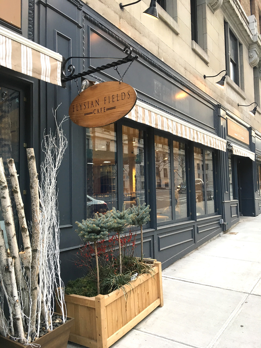 Elysian Fields Cafe brings rustic Greek fare to Morningside Heights