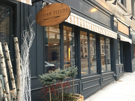 Newcomer Elysian Fields Cafe brings rustic Greek fare to Morningside Heights