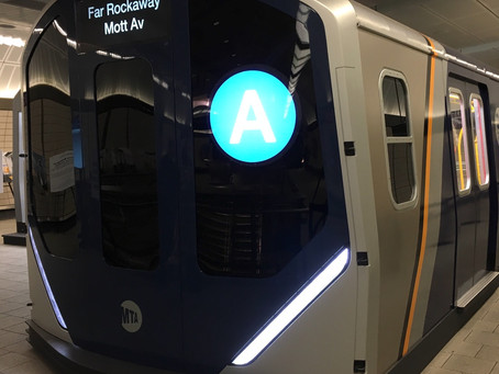 Take the new, high-tech A train to Harlem (in 2020)