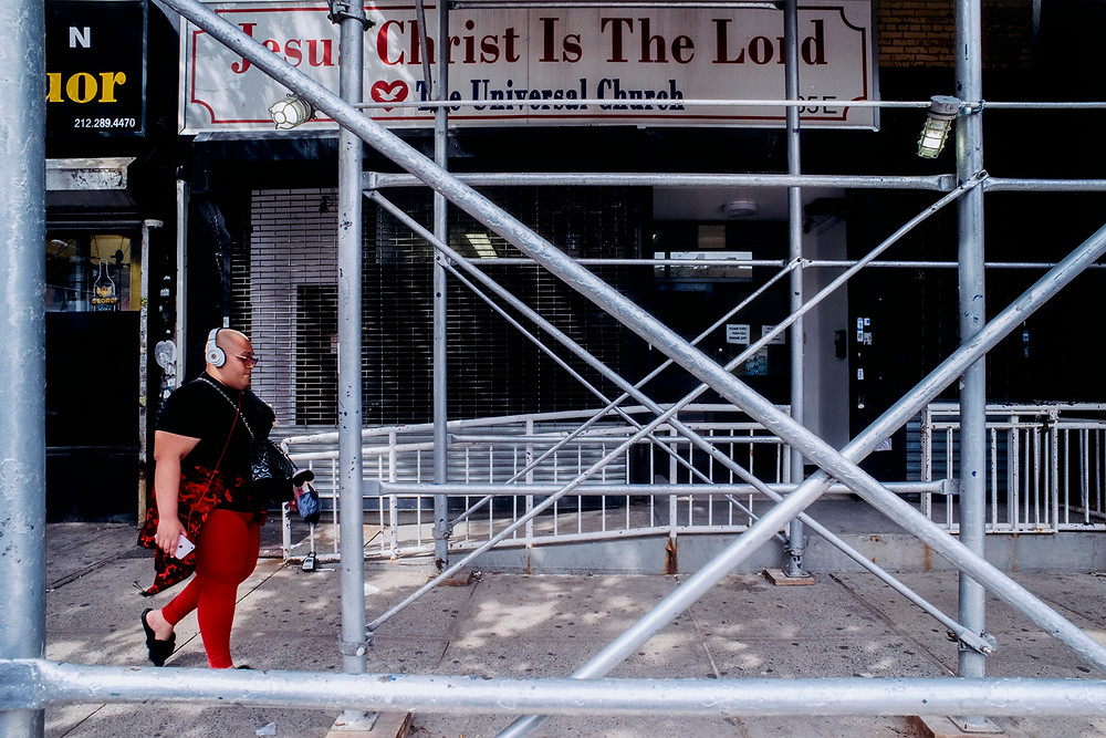 """65 East 125th Street, Harlem,"" 2016, Camilo José Vergara"