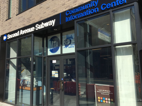 The Second Avenue Subway is coming to 125th Street (one day)–in the meantime, give the train simulat