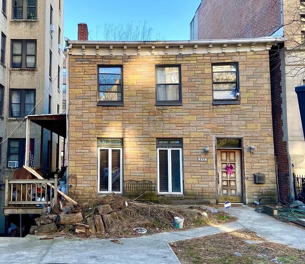857 Riverside Drive in Washington Heights has Underground Railroad ties