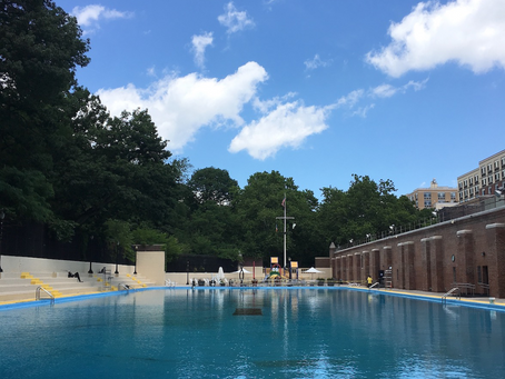 Two more outdoor pools just opened in Harlem
