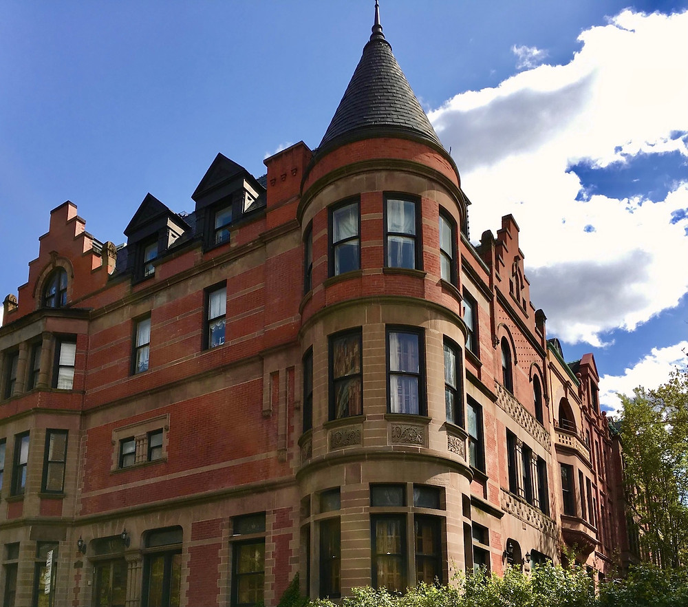 The Royal Tenenbaum House on Convent Avenue in Harlem