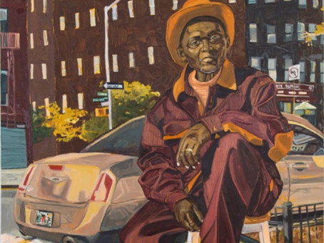 These portraits by Jordan Casteel, now at the New Museum, are like an intimate walk through Harlem