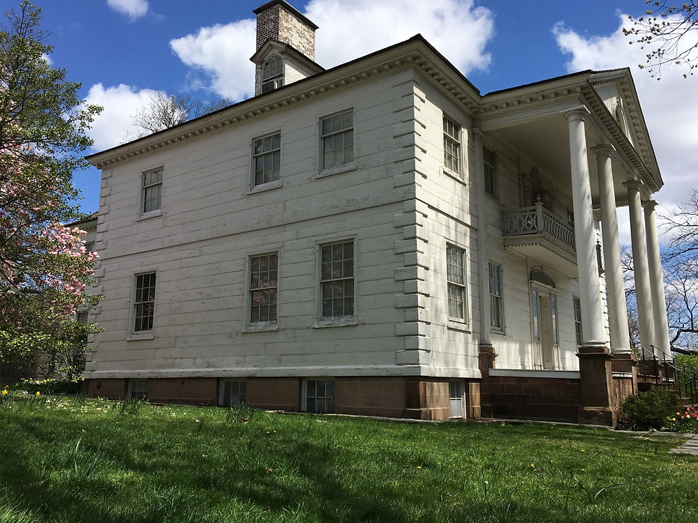 The Morris-Jumel Mansion has finally reopened