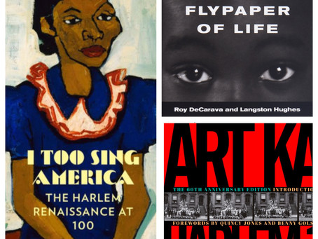 The second annual Harlem Art Book Gift Guide