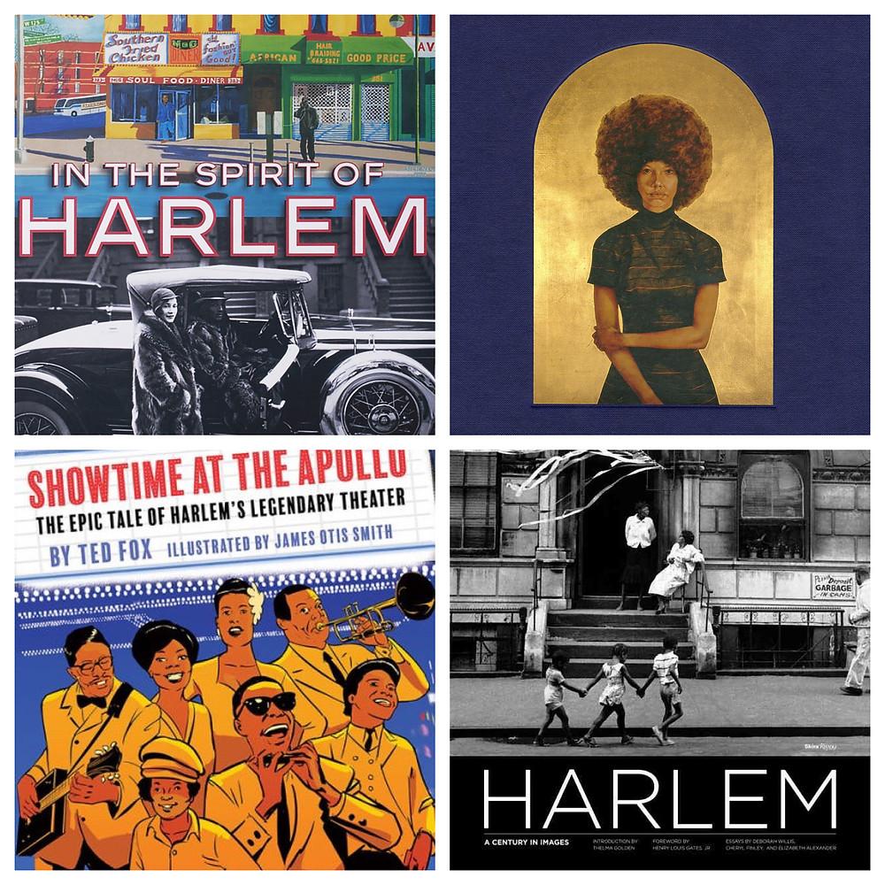 The Harlem Art Book Gift Guide