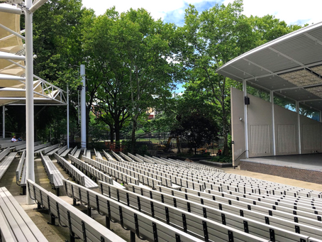 """There's a Free Live Met Opera Broadcast of """"Fire Shut Up in My Bones"""" in Marcus Garvey Park Tonight"""