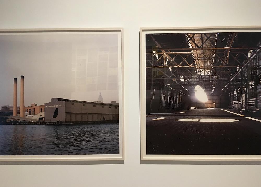 Gordon Matta-Clark at the Bronx Museum
