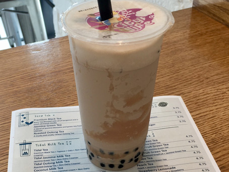 Tidal Tea: finally, an authentic bubble tea shop for the City College crowd (and, yes, Harlem too)
