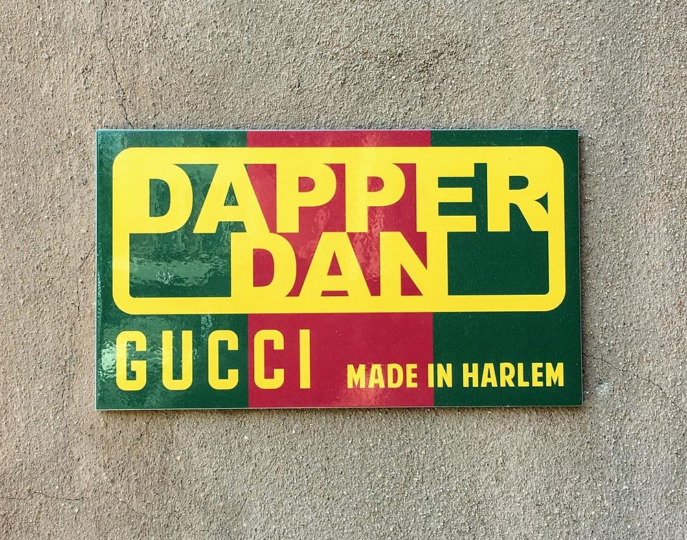 Dapper Dan opened a Harlem studio with Gucci