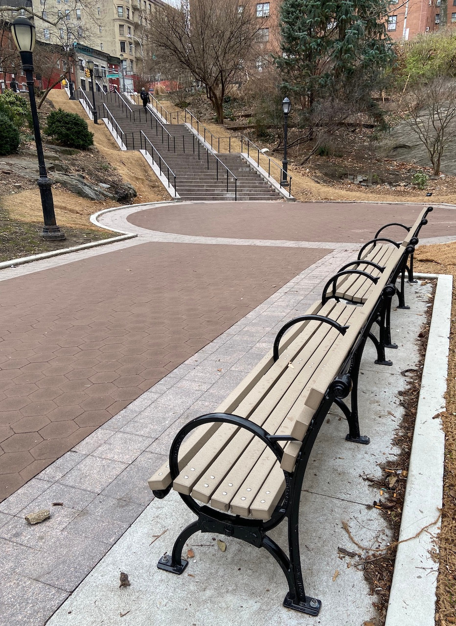 Jackie Robinson Park renovations are taking shape
