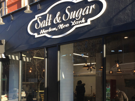 Salt & Sugar (formerly Whaddapita) is now open in Harlem, serving Greek food and more