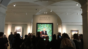 Seeing the Obama portraits in person
