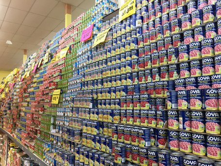 An ode to Food Universe, my local supermarket (and 5 favorite things)