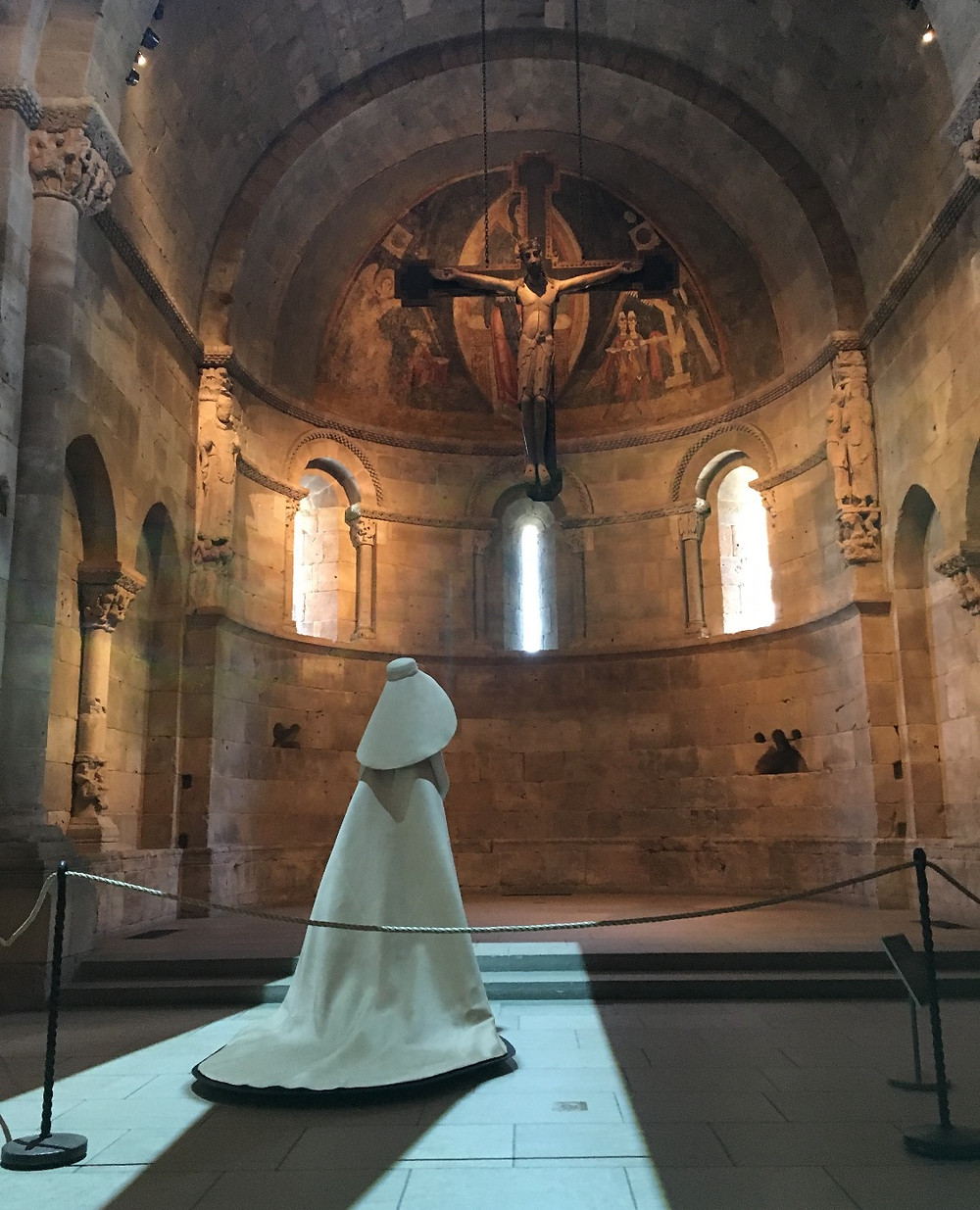 """""""Heavenly Bodies"""" at The Met Cloisters"""