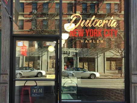 Chilean pastry shop Dulceria debuts in Harlem