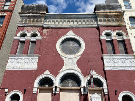 Where to find Harlem's old synagogues