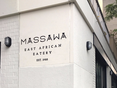 Massawa reopens tonight, bringing back Ethiopian and Eritrean food to the Columbia U. area
