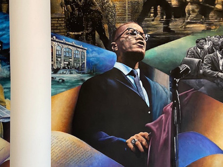 This year's commemoration of Malcolm X is going virtual