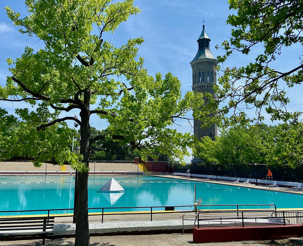 Highbridge Pool—aka the pool from 'In the Heights'—is open for the summer